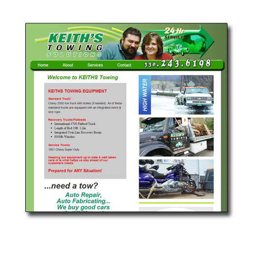 Keiths Towing